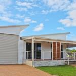 Modern Rv Port Home Plans for side garage