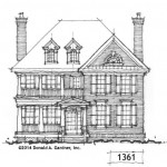 Charleston Style Home Plans Architects