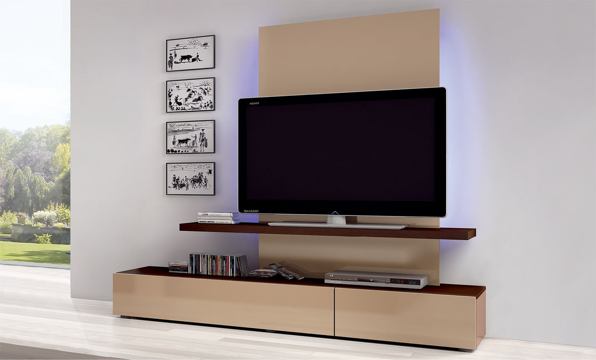 wall mounted tv cabinet design ideas bee home plan home decoration ideas. Black Bedroom Furniture Sets. Home Design Ideas