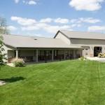 Rv Port Home Plans for side garage