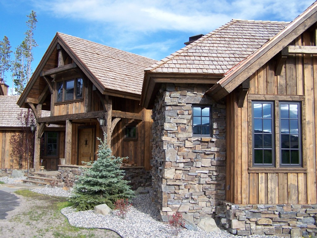 Alpine Log & Mountain Homes