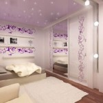 Girls Bedroom Interior Decoration With Unique Women Accessories Ideas