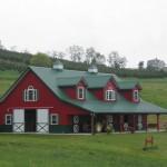 metal barn style home plans