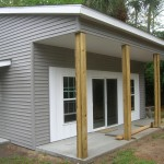 Modern Rv Port Home Plans for side garage