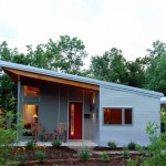 Simple Concept Of Sustainable Living Homes