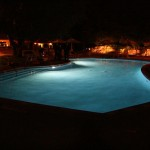 Landscape Lighting Transformer For Pool