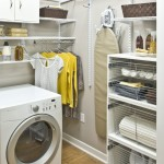 Organize A Small Laundry Room