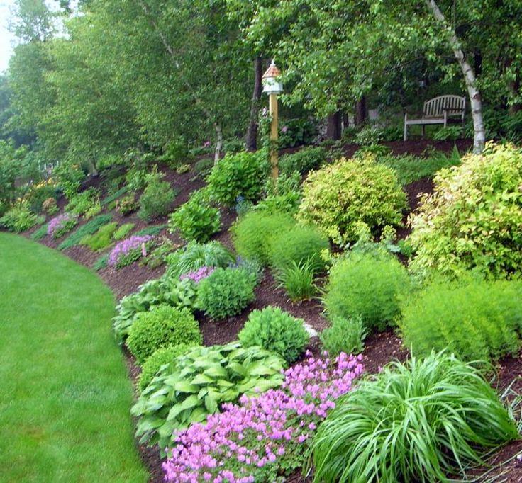 The Effective Landscape Ideas For Sloped Backyard