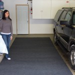 Garage Floor Containment Mats