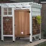 Outdoor Shower Ideas 1