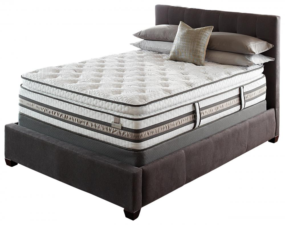 Pillow top mattress the benefits you can get bee home for Serta iseries