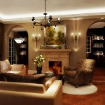 Lamp And Lighting Living Room Design 2