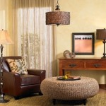 Ideas Of The Traditional Living Room Lighting And Lamps