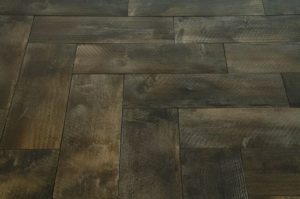 Reclaimed Wood Floor