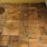Reclaimed Wood Floor Blocks