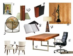 Mad Men-Inspired Home Decorating8