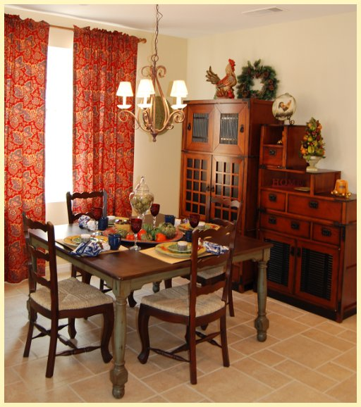 How to decorate a dining room on a budget bee home plan for Dining hall decoration