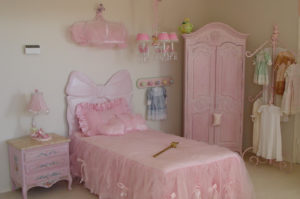 princess and the pea room decor