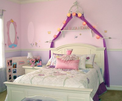 How to Create a Princess Room in a Weekend