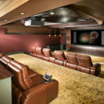 Ideas Basement Design Image Decobizz Contemporary Ideas Basement