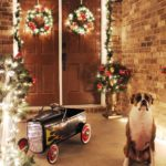 Tips To Decorate Your Front Door For Christmas 1