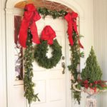 Tips To Decorate Your Front Door For Christmas 5