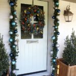 Tips To Decorate Your Front Door For Christmas 6