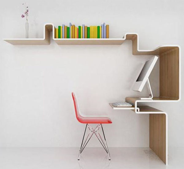 Desk Designs for Office Spaces