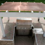 Outdoor Kitchen Roof Design 2