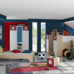 Contemporary Child Room For Summer 5