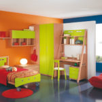 Contemporary Child Room For Summer 6