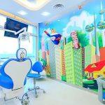 Cartoon Dental Office Ideas For Kids