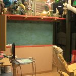 Cartoon Safari Themed Dental Office