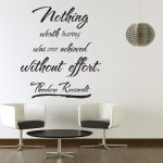 Office Wall Decor Ideas With Quotes