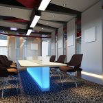 Layout Collapsible Meeting Space Ideas