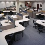 Small Office Layout Moveable Desks Ideas