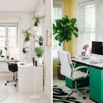 Home Office Greenery Ideas