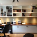 Home Office Storage Layout